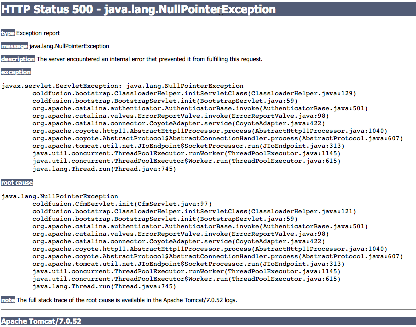 Lication 2 Null Pointer Exception Jpg
